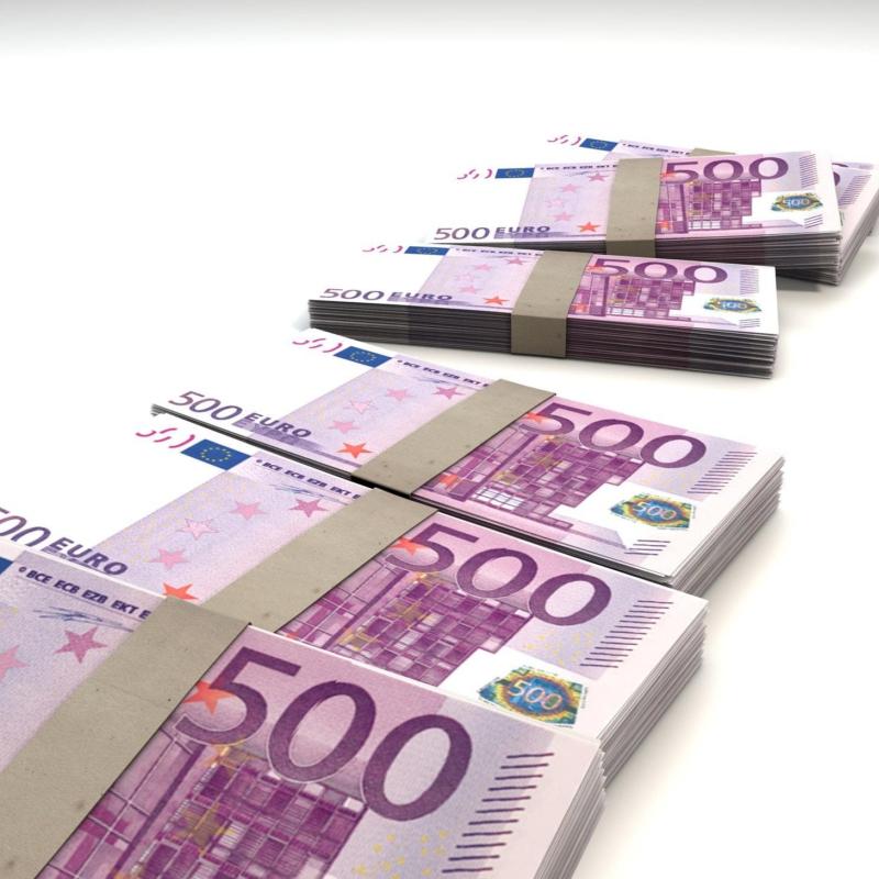 500 Bank Notes Buy 2112