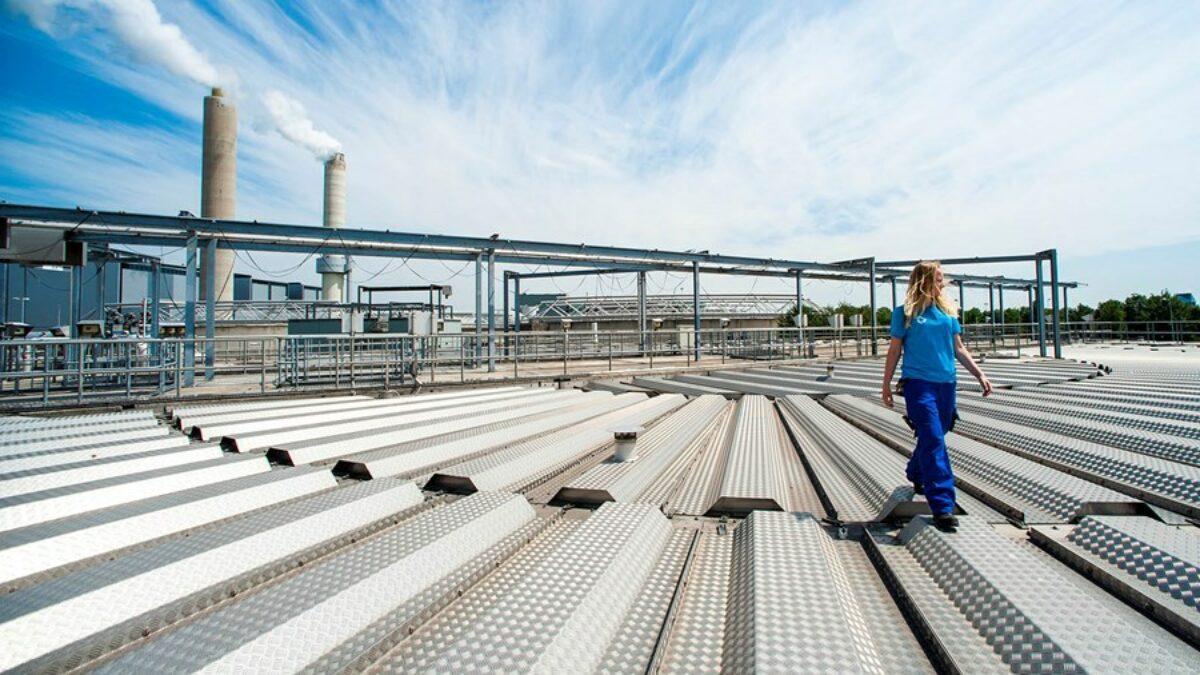 Covestro Fabriek Dormagen A5